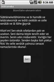 Namaz Duaları