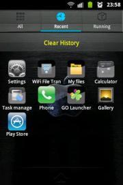 iOS Dark