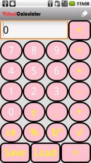 Virtual Calculator