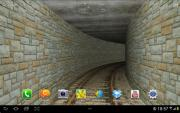 3D Train Tunnel Simulation Free