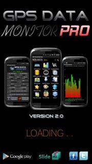 GPS Data Monitor PRO