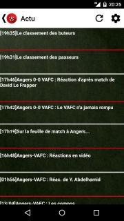 VAFC actu