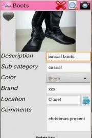 Shoes Closet