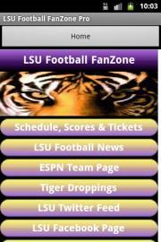 LSU FanZone Free