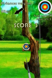 Archer Bow Shooting