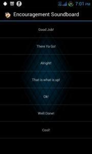Encouragement Soundboard