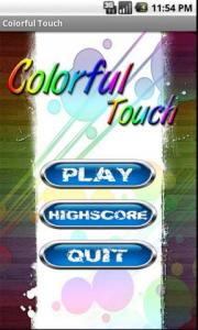 Colorful Touch