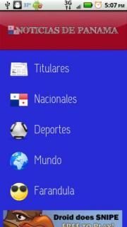 Noticias de Panama
