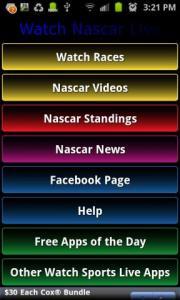WSL NASCAR