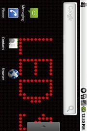 LED Scroller LivePaper