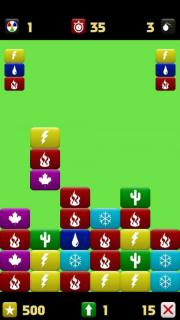 Falling Tiles - Unlimited