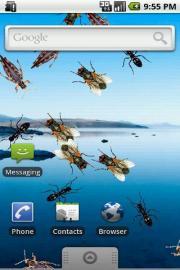 Creepy Crawlies LivePaper