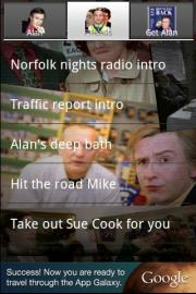 Alan Partridge Complete Soundboard