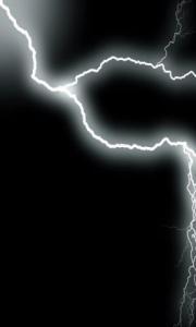 Lightning Rain Live Wallpaper