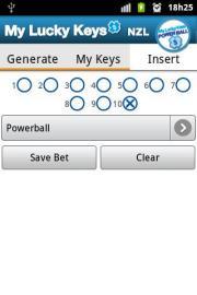 MLK • Powerball NZL