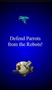 Parrot Bird Defender
