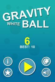 Gravity White Ball
