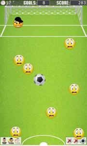 Soccer dribbling