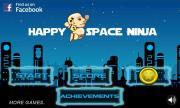 Happy Space Ninja Runner