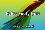 Kyle's Footy Quiz