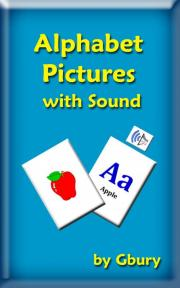 Alphabet Pictures with Sound