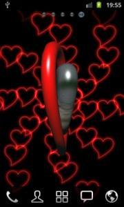 Valentine Heart Photo 3D
