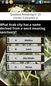 World Travel Quiz