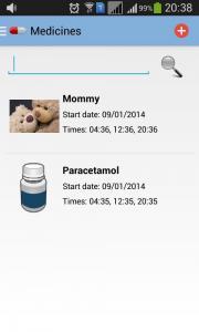 Medicine time!