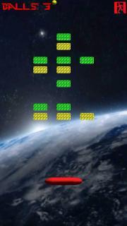 Space Brick Destroyer