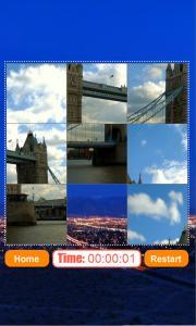 Cityscape Puzzle Game