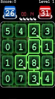 Sum Matrix Puzzle