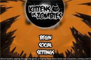Kitten Vs. Zombie