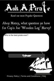 Ask A Pirate