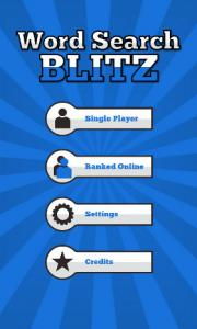 Word Search Blitz Free