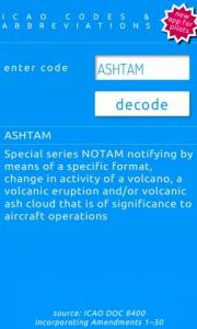 ICAO Codes