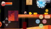 Chicken Strikes Again - Platform game