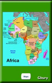 Learn Africa Countries and Capital Cities