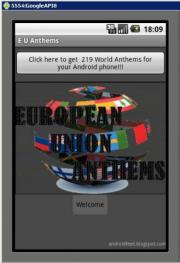 EU Anthems