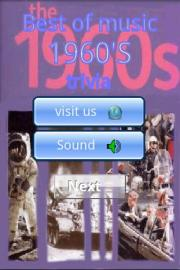 Music 1960S trivia