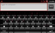 Berry Black Keyboard