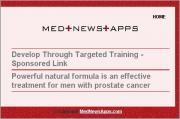 Androgen Independent Prostate Cancer News