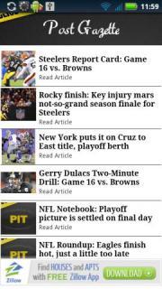 Pittsburgh Football