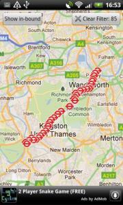 London Bus Departures