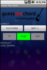 Guess The Chord