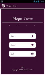 Mega Trivia