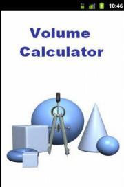 VolumeCalc