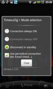 Timeout3g-free