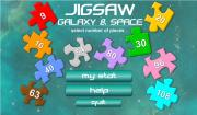 Jigsaw Galaxy Space