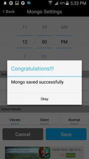 Task Mongo