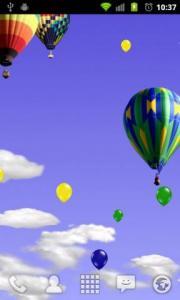 Super Skies Premium LWP